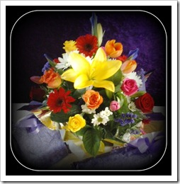 flowers gift package