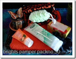 brights pamper packno.50